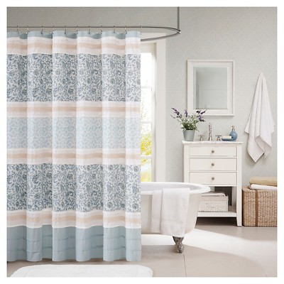 Shower Curtain - Blue