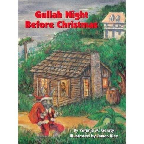 Gullah Night Before Christmas - (Hardcover) - image 1 of 1