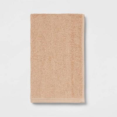 Everyday Hand Towel Tan - Room Essentials™