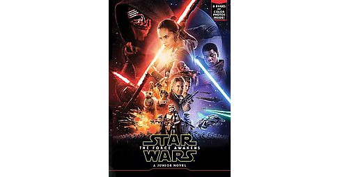 Star Wars the Force Awakens Junior Novel ( Star Wars) (Paperback) by Michael Kogge - image 1 of 1