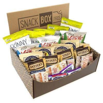 Candy.com Snack Box - 37ct