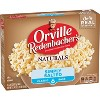 Orville Redenbacher's Natural Simply Salted Classic Bag Of Gourmet Popcorn - 6ct - image 2 of 4