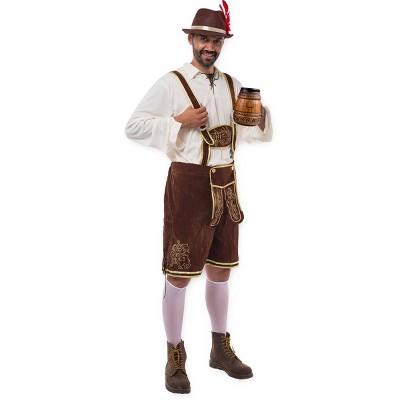 Adult Oktoberfest Deluxe Halloween Costume