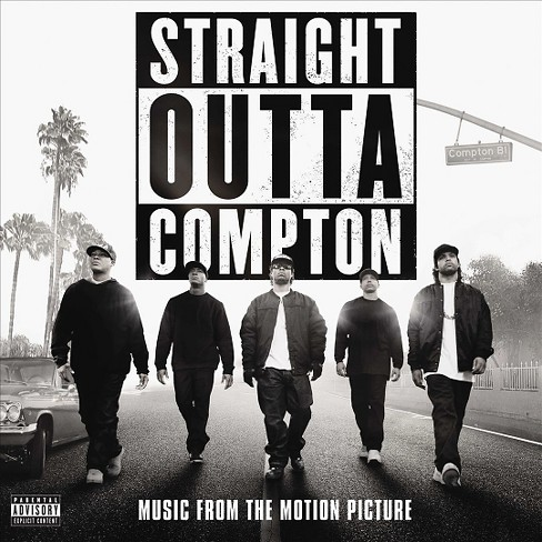 Various - Straight outta compton (Ost) [Explicit Lyrics] (Vinyl) - image 1 of 1