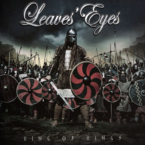 Leaves' eyes - King of kings (CD) - image 1 of 1
