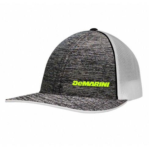 efe6285e DeMarini Offset Logo Heather Baseball/Softball Trucker Hat : Target