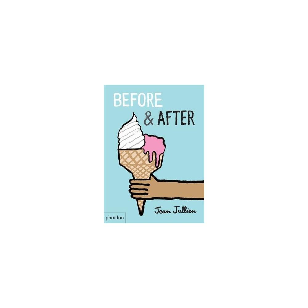 Before & After (Hardcover) (Jean Jullien)