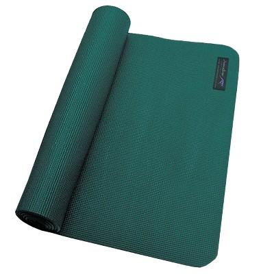 Zenzation Athletics Premium Yoga Mat - Blue (6.5mm)