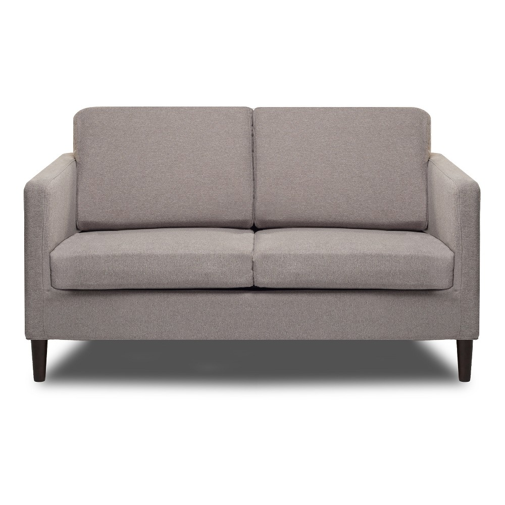 Image of Axis Loveseat Mink Taupe - Sofas 2 Go