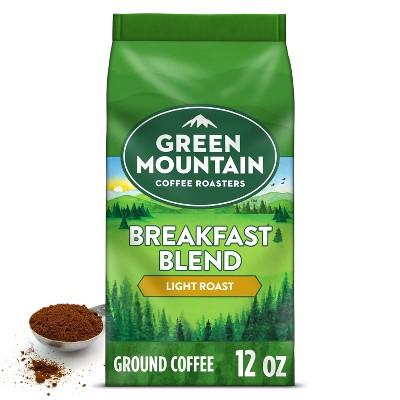 Green Mountain Coffee Breakfast Blend Ground Coffee - Light Roast - 12oz