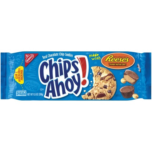 Chips Ahoy! Reese'S Peanut Butter Cookies - 9.5oz - image 1 of 1