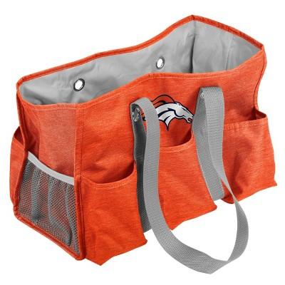 NFL Denver Broncos Crosshatch Jr Caddy Backpack