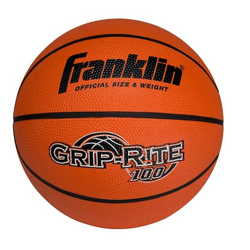 "Franklin Sports Official Size Grip Rite 100 29.5"" Basketball - image 1 of 1"