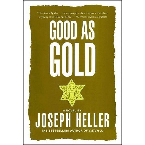 Good as Gold - by  Joseph Heller (Paperback) - image 1 of 1