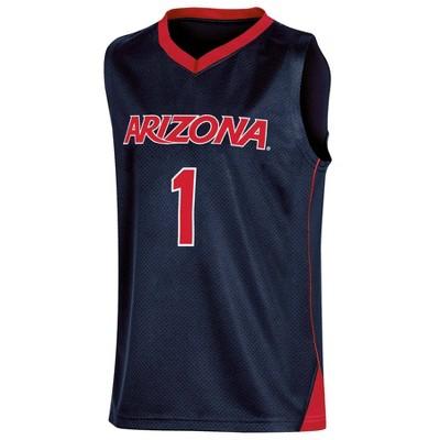 NCAA Arizona Wildcats Boys' Basketball Jersey