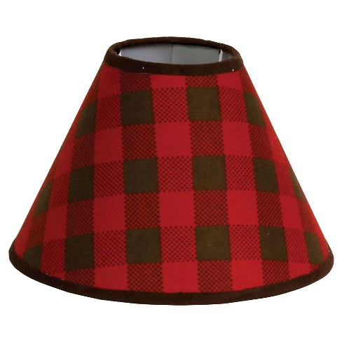 Trend Lab Northwood's Buffalo Check Lampshade - image 1 of 1