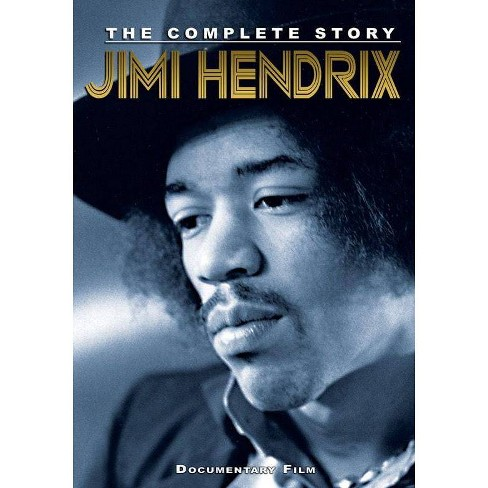 Jimi Hendrix: The Complete Story (DVD) - image 1 of 1