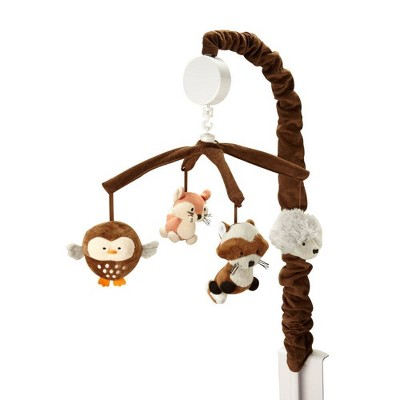 Carter's Friends Woodland Nursery Crib Musical Mobile