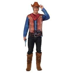 8d590884 Indiana Jones Kids' Deluxe Costume - Medium. Men's Insta Cowboy Adult  Costume