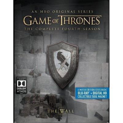 Game of Thrones Season 4 (Blu-ray) (Steelbook)