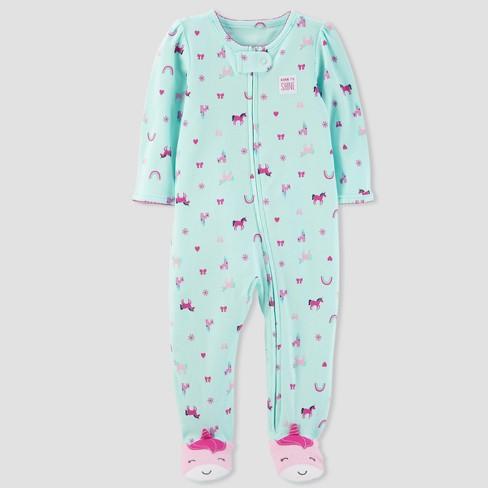 f7b10f72b9fb Baby Girls  Unicorn Sleep N  Play - Just One You™ Made By Carter s ...