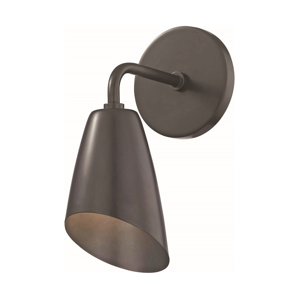 Kai Led Wall Sconce Bronze Cloud - Mitzi by Hudson Valley