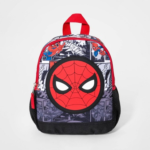 Boys' Spider-Man Mini Backpack - Red/Black - image 1 of 2