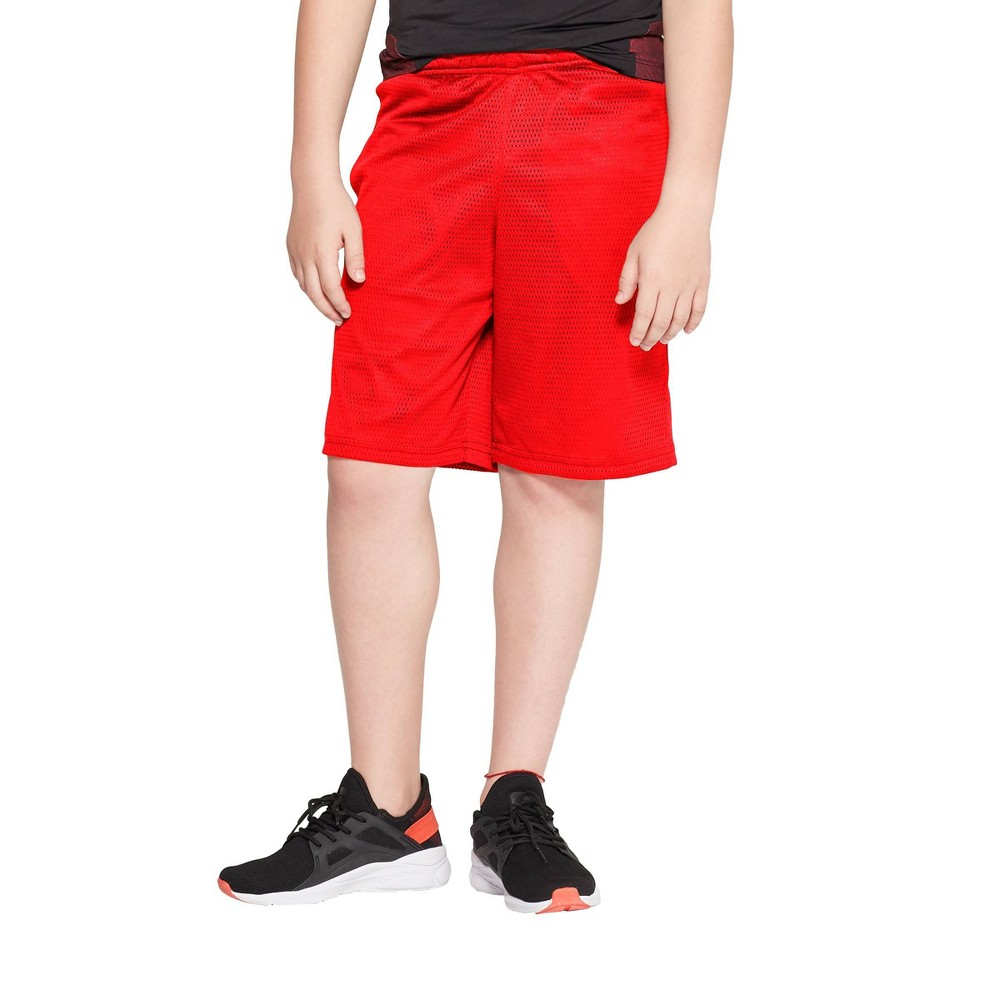 Boys' Mesh Shorts - C9 Champion Red Baron L