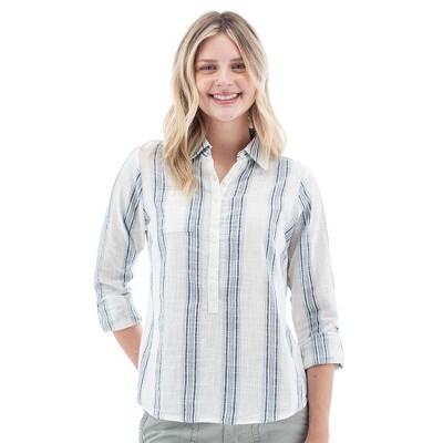 Aventura Clothing  Women's Bayberry Long Sleeve Top