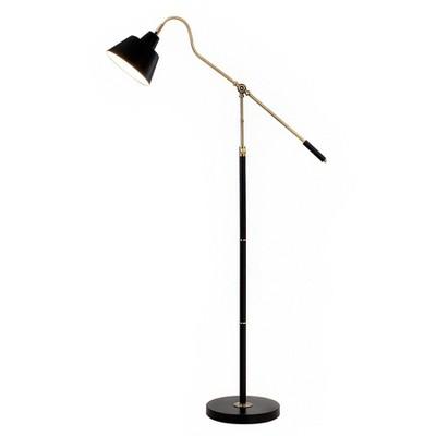 """60"""" Nelson Floor Lamp (Includes LED Light Bulb) - Cresswell Lighting"""