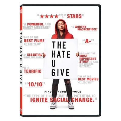 The Hate U Give (DVD)