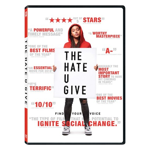 The Hate U Give (DVD) - image 1 of 1