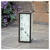 "Smart Solar 11"" Scroll Square LED Outdoor Lantern - image 2 of 3"