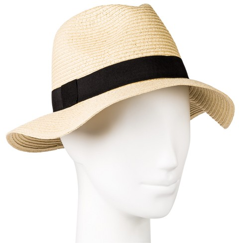Women's Panama Hat - A New Day™ - image 1 of 1
