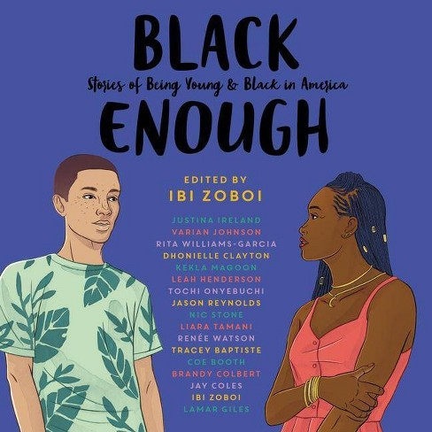 Black Enough - by  Various Authors (AudioCD) - image 1 of 1