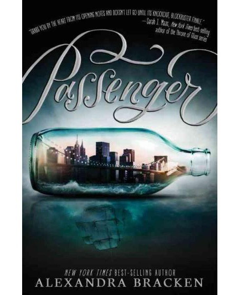Passenger (Hardcover) by Alexandra Bracken - image 1 of 1