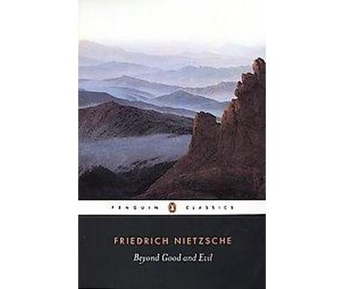 Beyond Good and Evil (Reissue) (Paperback) (Friedrich Wilhelm Nietzsche & R. J. Hollingdale) - image 1 of 1