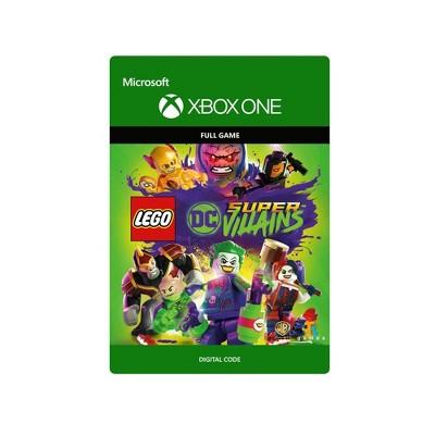 LEGO DC Super-Villains - Xbox One (Digital)