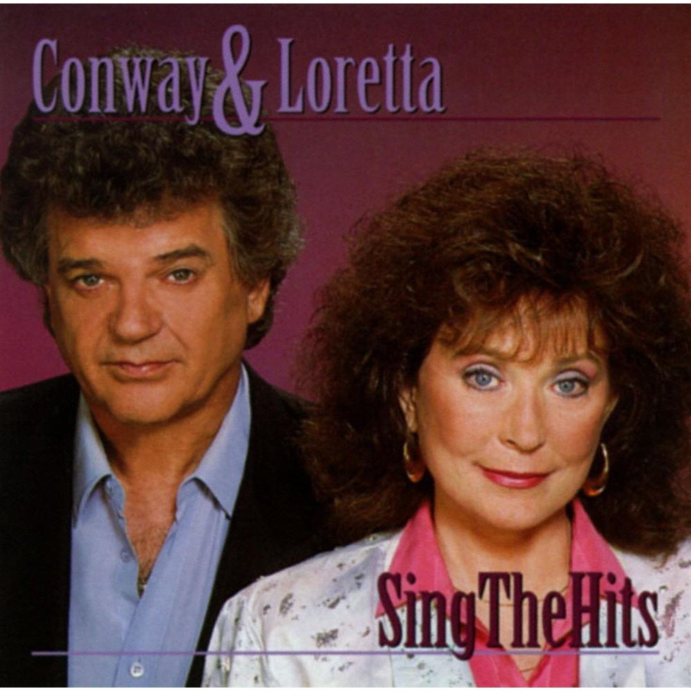 Conway twitty - Conway 'n lorettasing the hits (CD)