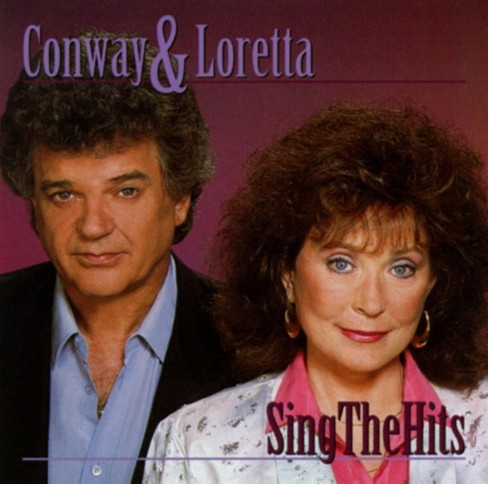 Conway twitty - Conway 'n lorettasing the hits (CD) - image 1 of 1