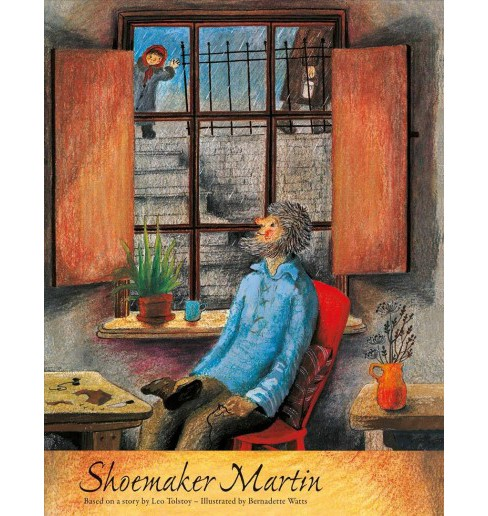 Shoemaker Martin -  by Leo  Tolstoy (Hardcover) - image 1 of 1