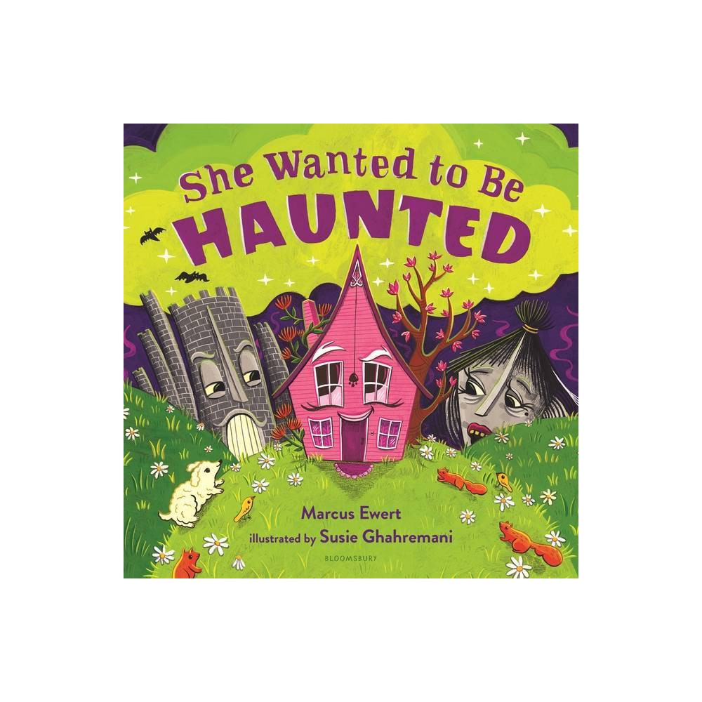 She Wanted To Be Haunted By Marcus Ewert Hardcover