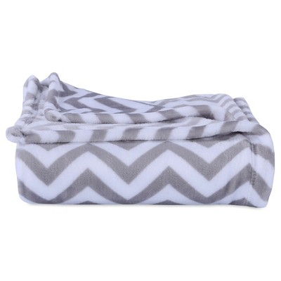 Throw Blankets Gray (50 X60 )- Better Living