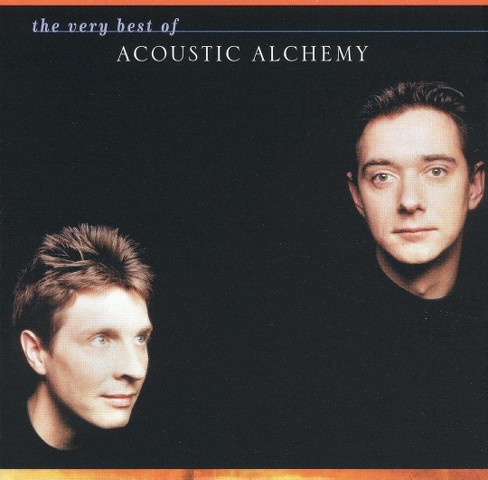 Acoustic Alchemy - Very Best Of Acoustic Alchemy (CD) - image 1 of 2