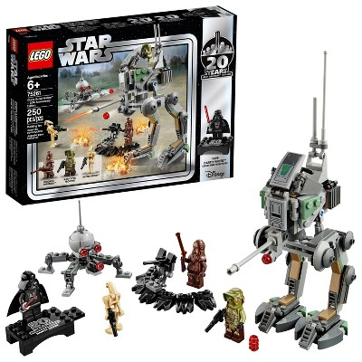 LEGO Star Wars Clone Scout Walker - 20th Anniversary Edition 75261