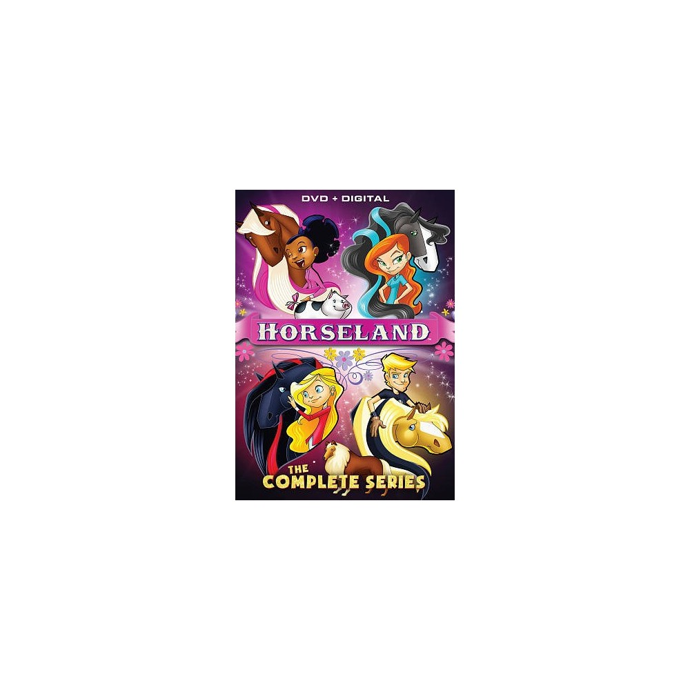 Horseland:Complete Series (Dvd)