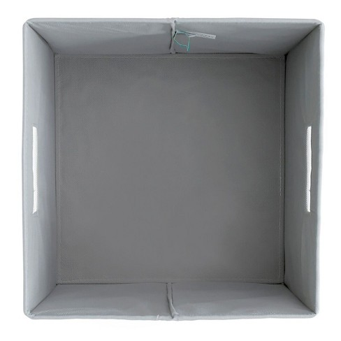 Fabric Cube Storage Bin 13x13 Pillowfort Target - The-beautiful-dot-and-cube-collections