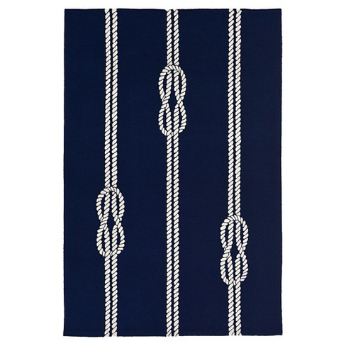 Capri Ropes Indoor/Outdoor Rug - Liora Manne - image 1 of 4