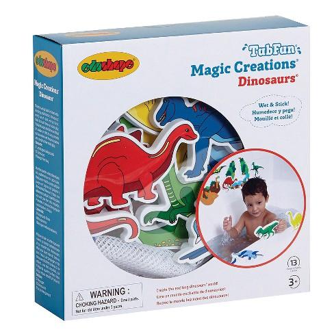 Edushape Magic Creations Bath Playset - Dinosaurs - image 1 of 4