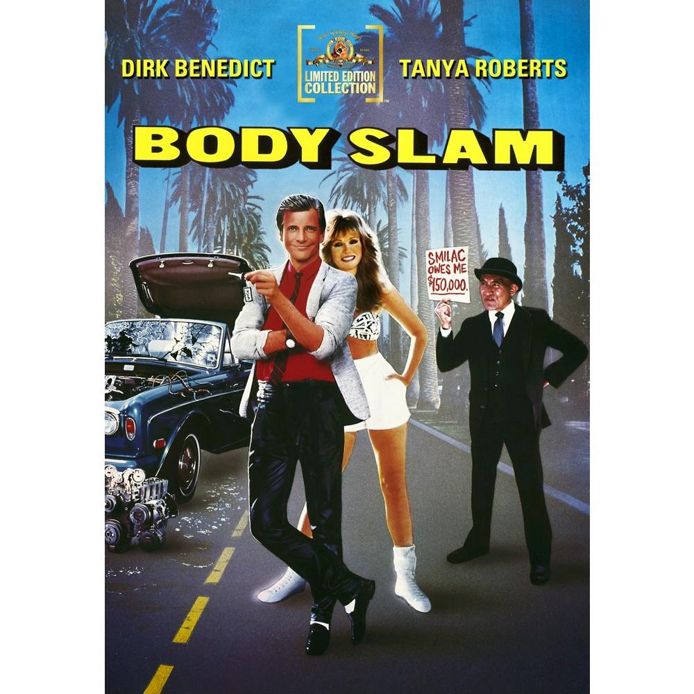 Body Slam (Dvd), Movies